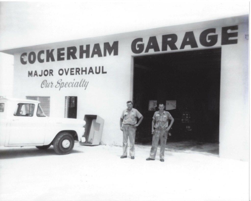 Cockerham Garage - Mark Cockerham's History - Islamorada