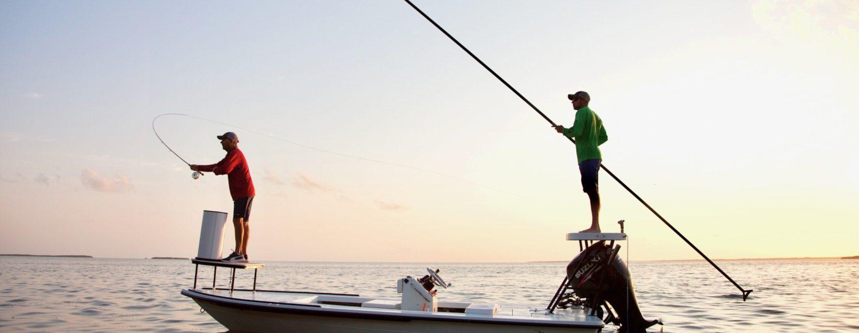 Fishing Trips and Rates in Islamorada with Captain Mark Cockerham