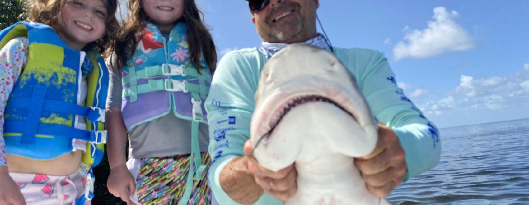 About Captain Mark Cockerham - Family Friendly Shark Fishing Trips